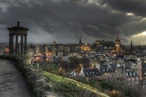 Dylan en Edimburgo