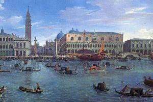 Venezia ante el mar de los simulacros