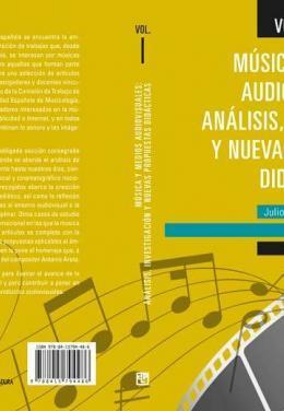 Música y medios audiovisuales – Volumen 1