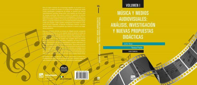 Música y medios volumen 1 cubierta