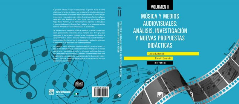 Música y medios Volumen 2 cubierta