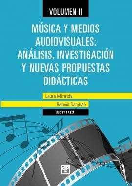 Música y medios audiovisuales Volumen 2