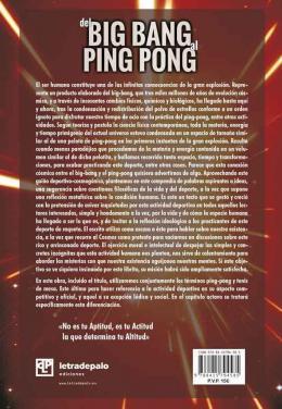 Del big-bang al ping-pong – Vicente Pérez Castro