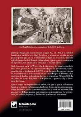El amante de la libertad – Memorias de José Espí Reig