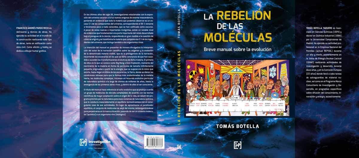 Cubierta La rebelión de las moléculas