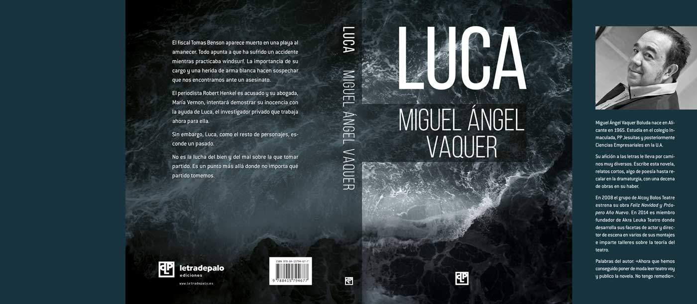 Luca cubierta