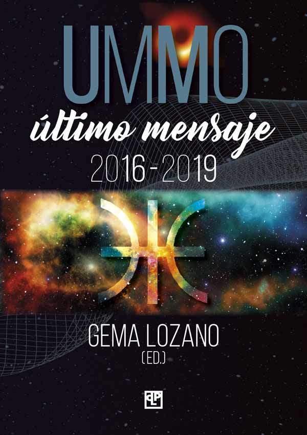 UMMO: último mensaje 2016-2019 Portada
