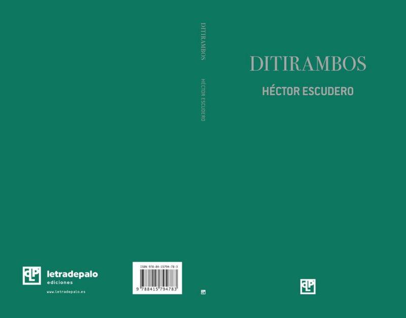 Ditirambos poemario