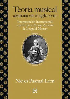 Teoría musical alemana Leopold Mozart